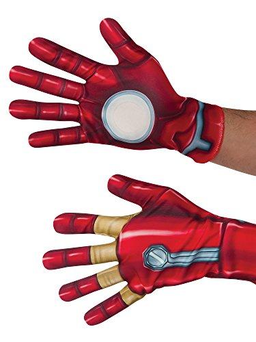 Marvel Men's Captain America: Civil War Iron Man Gloves, Multi, One Size -