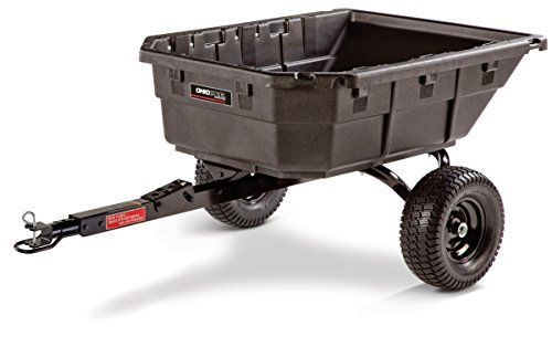 Ohio Steel 4048PHYB Pro Grade Hybrid Tractor/ATV Cart with Swivel Dump