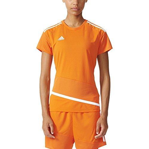 Adidas Regista 16 Womens Soccer Jersey S Orange/White