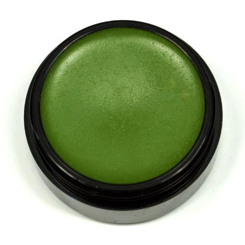 - Graftobian Professional Theatrical Creme Makeup - 1/4oz Eye Shadow/Lining Shades (Forest Green)