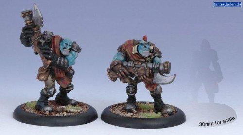 Privateer Press - Hordes - Trollblood: Scattergunners Model Kit 3