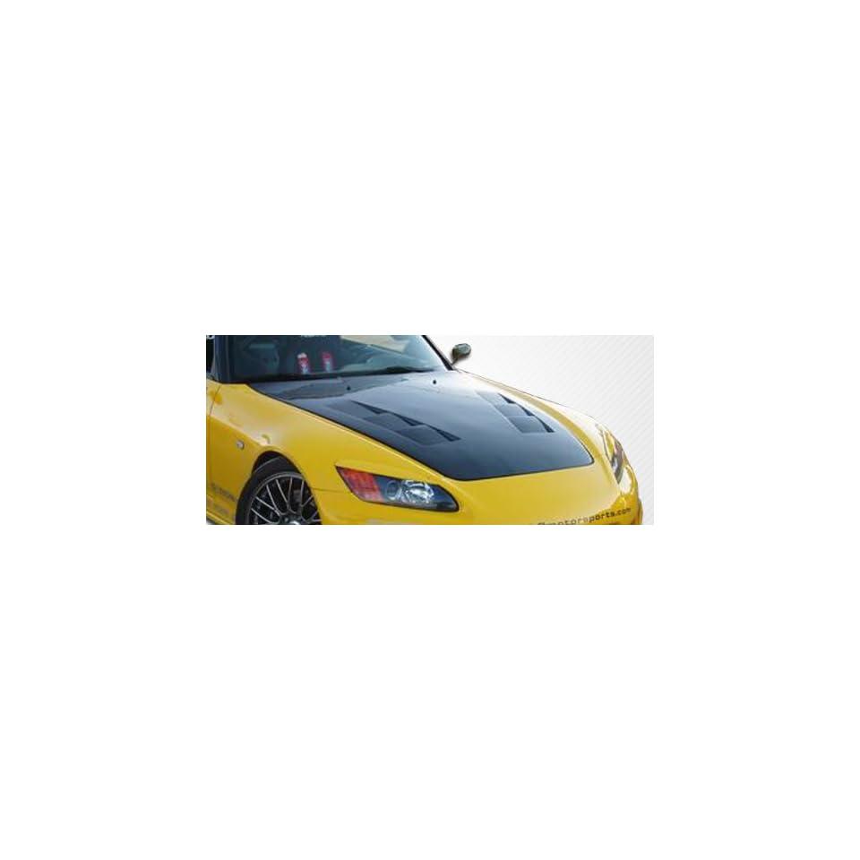 Seibon Carbon Fiber MG Style Hood Honda S2000 00 08