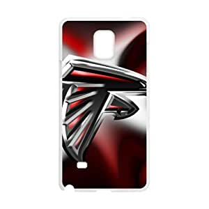 DAZHAHUI NFL Atlanta Falcons Logo Cell Phone Case for Samsung Galaxy Note4