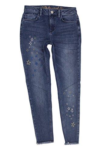 Michelle Desigual Denim 18wwdd04 Jeans Donna qwwrxafU