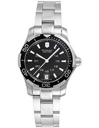 Swiss Army Women's 241305 Alliance Sport Lady Black Dial Watch
