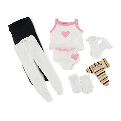 American Girl Doll Underwear, Tights & Socks 18 Inch Dolls Clothes/clothing