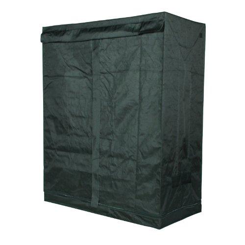Cheap LEDwholesalers GYO1009 60-Inch x 48-Inch x 24-Inch Mylar Reflective Hydroponic Grow Tent