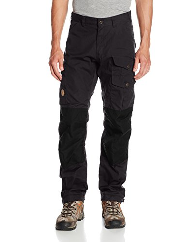 Fjallraven - Men's Vidda Pro Trousers Long, Dark Grey, ()