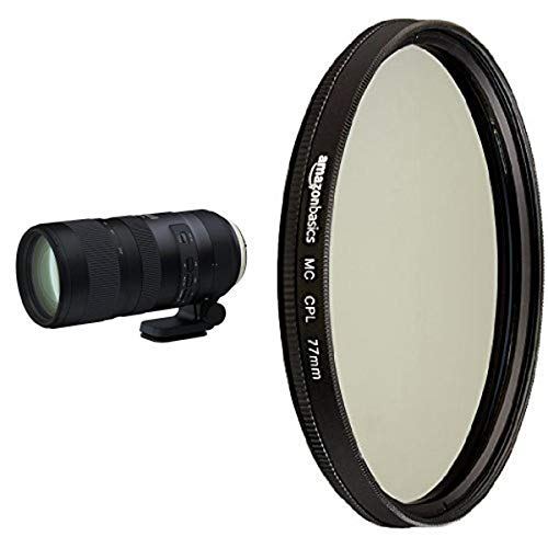 Tamron SP 70-200mm Canon EF Cámara SLR digital con lente polarizador circular - 77 mm