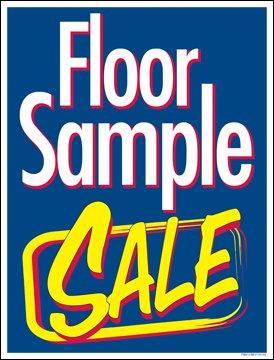 Amazon.com: piso muestra venta ventana venta cartel carteles ...