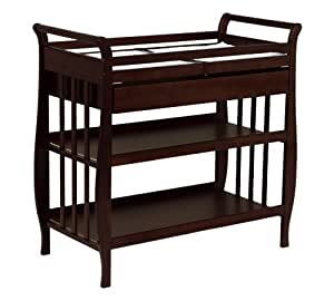 DaVinci Emily Baby Changing Table, Espresso (Discontinued by Manufacturer)