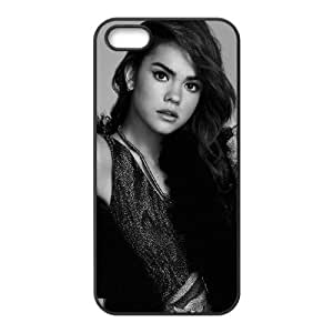 maia mitchell actress mobile1 iPhone 5 5s Cell Phone Case Black DWRS6513591745709