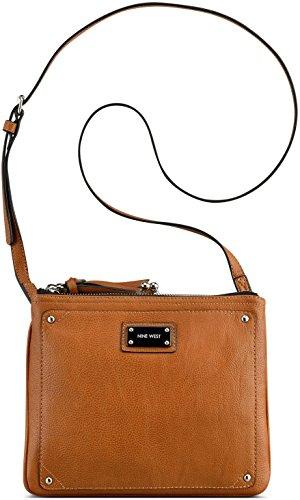 Cognac Crossbody Bags - 9