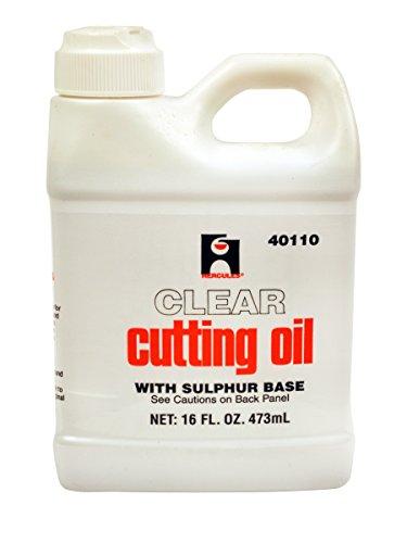 Cutting Oil - Clear
