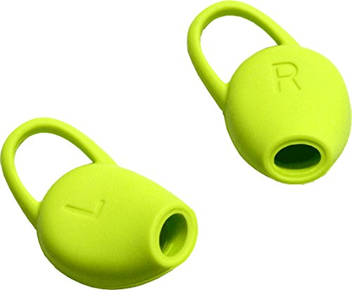 - Sparepart: Plantronics BackBeat FIT Earplugs, Green Spare eartip Set, 202122-01 (Spare eartip Set)