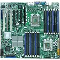 Supermicro X8DTN+ placa base para - Servidor (ATX extendida, Intel, Socket B (LGA 1366), 6, 4 GT/s, DDR3-SDRAM, 800, 1066, 1333 MHz)
