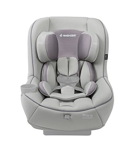 Maxi-Cosi Pria 70 Car Seat Fashion Kit, Grey Gravel (Car Seat Sold Separately)