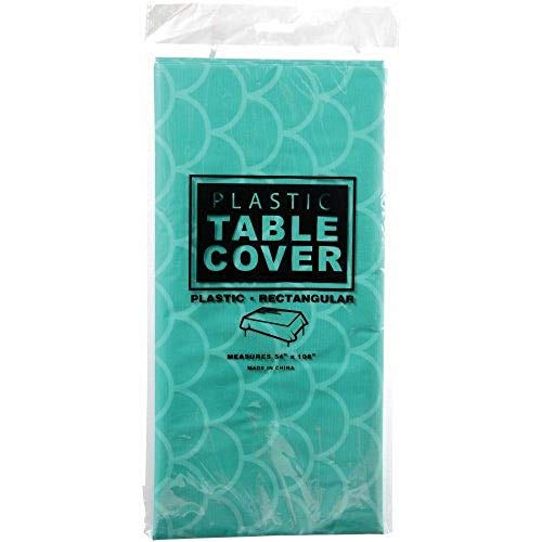 Mermaid Scale Table Cover -