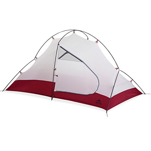 MSR Access 2 Tent: 2-Person 4-Season Orange, One Size
