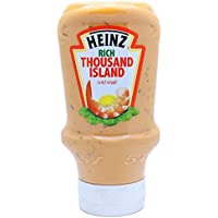 Heinz Thousand Island Dressing Rich, 400ml