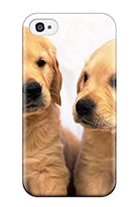 Iphone 4/4s EAMeYpg7217gNAlu Dog Tpu Silicone Gel Case Cover. Fits Iphone 4/4s