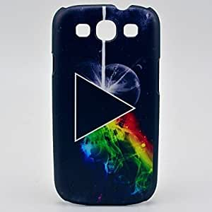 GOG-ships in 48 hours sold out Outer Space Boom World Pattern Hard Case for Samsung Galaxy S3 I9300