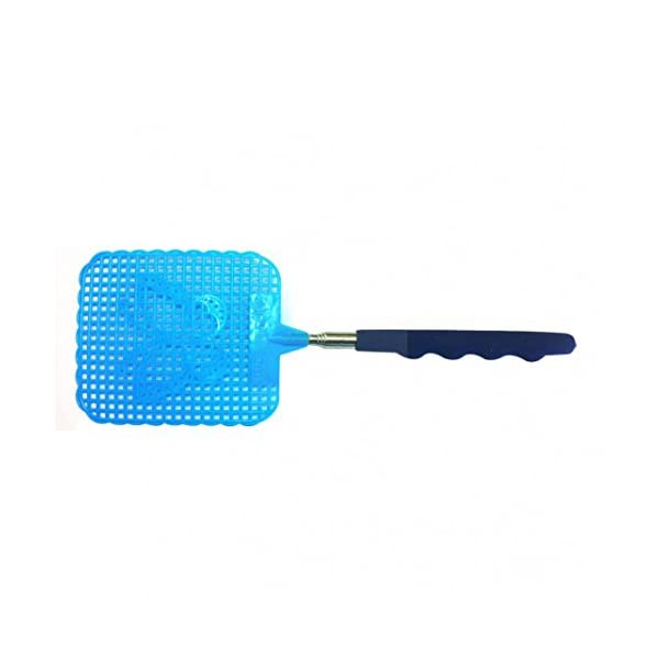 1 Pc Estensibile Fly Swatter previene parassiti zanzare Forte Flessibile Manuale Swat Zanzare Pat con Durevole Manico… 3 spesavip