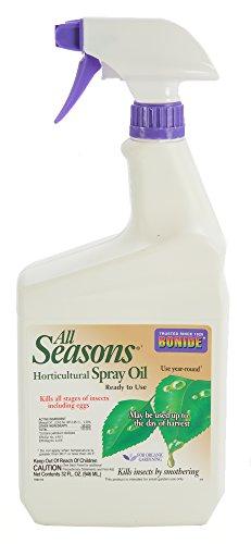 Bonide All Season Horticultural Spray Oil, 32 fl. (All Seasons Horticultural Spray Oil)