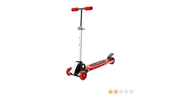 Scooter para niños, Kick Board, Patinete, plegable Roller ...