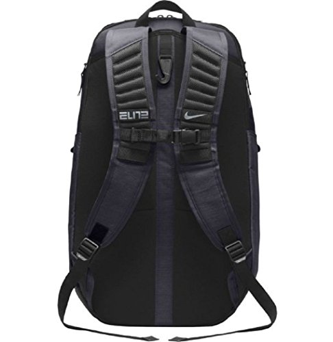 Nike Hoops Elite Pro Basketball Backpack Dark Grey/Black, One Size