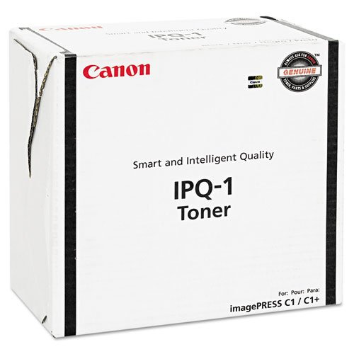 Canonamp;reg; - 0397B003AA (IPQ-1) Toner, 16,000 Page-Yield, Black - Sold As 1 Each - Produces outstanding copy clarity.