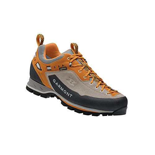 Garmont Men's Dragontail MNT GTX Approach Training Shoes, Warm Grey/Ginger, 12