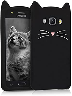 kwmobile Funda Compatible con Samsung Galaxy J5 (2016) DUOS ...