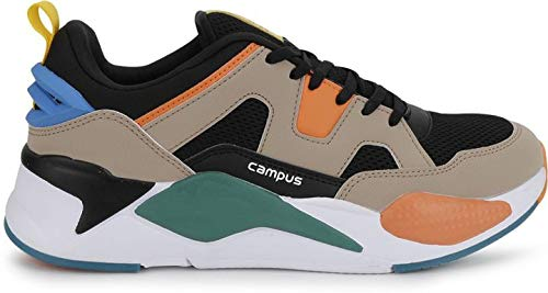 Buy Campus Discovery Shoes (7) Orange