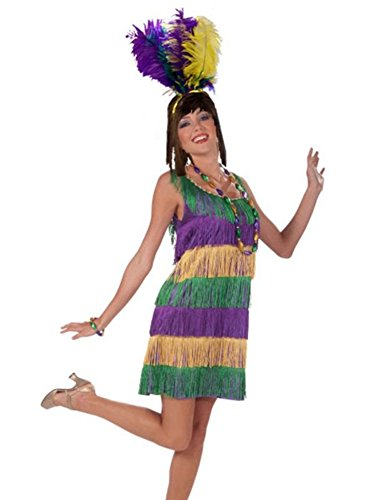 Forum 1920u0027s Masquerade Party Costume Multi-Colored One Size  sc 1 st  Halloween Ideas For Women & Mardi Gras Costume Ideas For Women | Halloween Ideas For Women