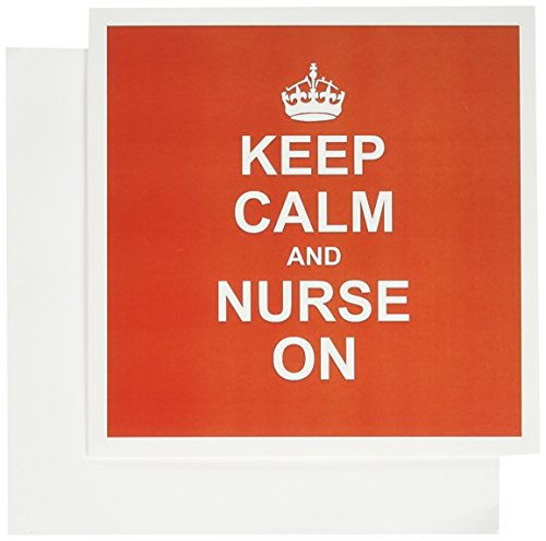 3dRose Keep Calm Nurse gc_157745_1