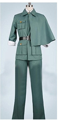 FOCUS-COSTUME APH Axis Powers Hetalia Poland Cosplay Costume (Poland Costume)