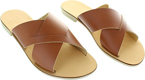 Pieces  Ps Lucca, Sandales pour femme marron marron