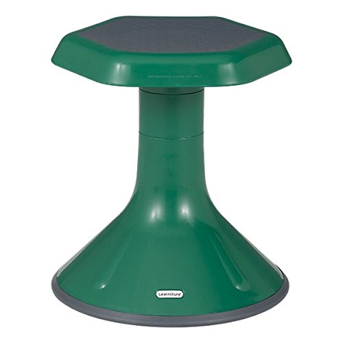 Learniture Active Learning Stool  15  H  Green  Lnt 3046 15Gn