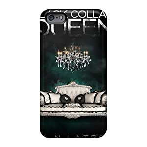 Iphone 6 VcW13254LfBo Allow Personal Design Nice Queen Series Shock Absorption Cell-phone Hard Cover -LauraAdamicska