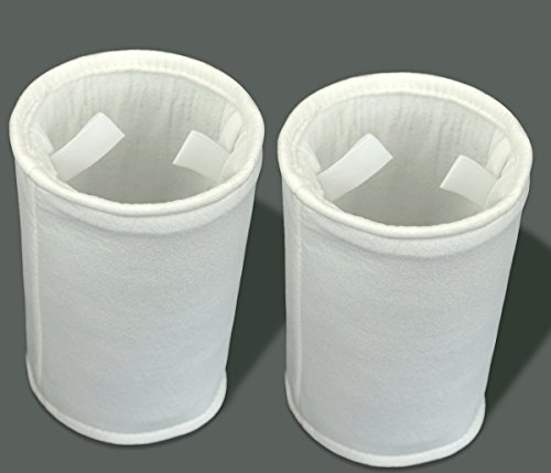 (2pcs all purpose filter bag for LA spa bags fits LA hot tub filter)