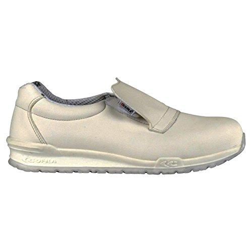 Cofra 78700 - 000.w47 Taille 47 S2 Src Ausilius Chaussures De Sécurité, Couleur: Blanc