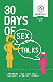 30 Days of Sex Talks for Ages 3-7: Empowering Your