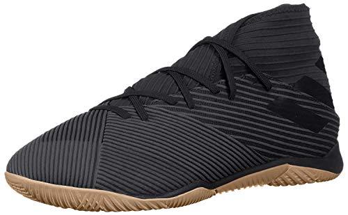 adidas Men's Nemeziz 19.3 Indoor Soccer Shoe, Utility Black, 8 M US