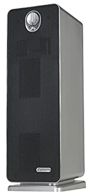 GermGuardian AC4900CA 3-in-1 True HEPA Air Purifier with UV Sanitizer and Odor Reduction, 22-Inch Tower