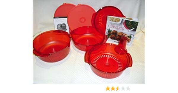 Amazon.com - Tupperware TupperWave Stack Cooker Complete ...