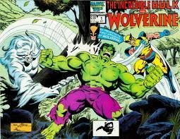 The Incredible Hulk and Wolverine #1
