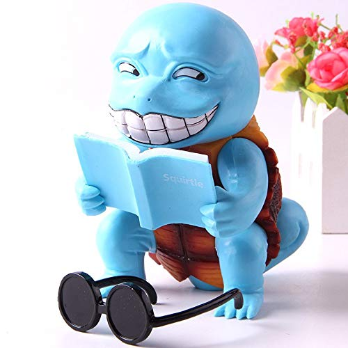 Plush Kung Fu Panda Mask - 12cm (4.7 inch) Game Freak Squirtle