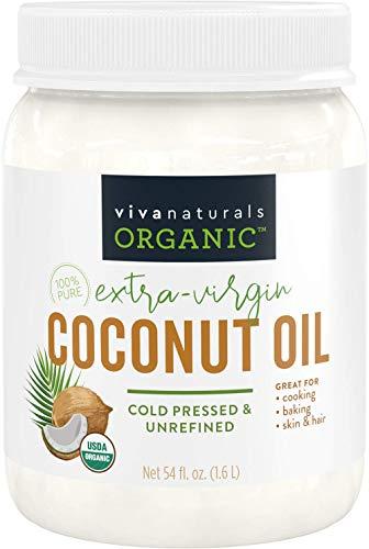Viva Naturals Organic Extra