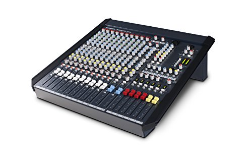 Recording 8 Bus Console (Allen & Heath WZ414:4 MixWizard4 14:4:2 Professional Mixing Console)